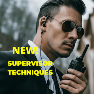 Supervisor Techniques - Top Security Training Classes