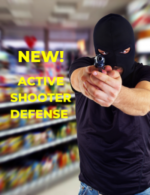 Active Shooter Defense - Top Security Training Classes